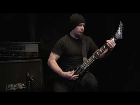 THE KENNEDY VEIL - Draconian (GUITAR PLAYTHROUGH)