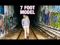 FIRST 7 FOOT MODEL?! Q&A