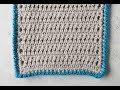 Reverse Single Crochet Edging | AllFreeCrochet