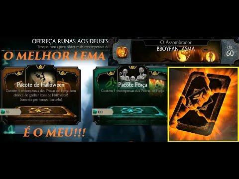 Mortal Kombat X - Comprando Pacote de Halloween thumbnail