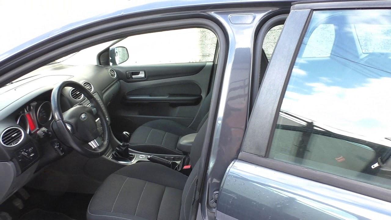 2011 Ford Focus 1.6L (105) POV TEST DRIVE