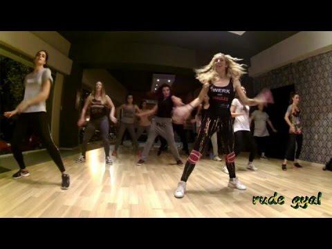 Lazy Body- Demarco (Dancehall Female Course by Anel Li)