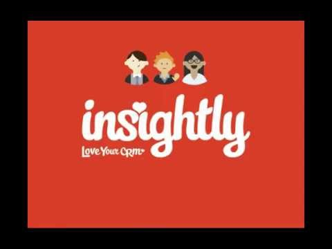 Work More Efficiently with Insightly's Accounting Integrations: Quickbooks Online and Xero