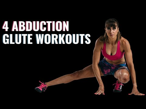 4 Abduction Glute Workouts