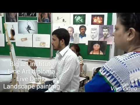 Big Art institute of Fine art. BIG ART INSTITUTE  centers are in MUMBAI,THANE,NAVI MUMBAI