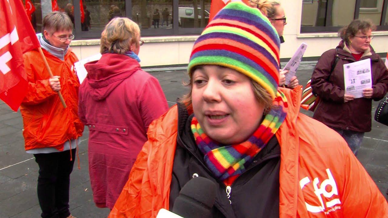 Société : les ATSEM en grève à Guyancourt