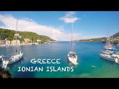Sailing Greece 2015 - The Ionian Sea (GoPro)