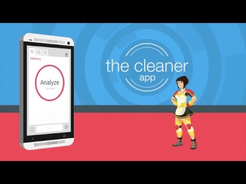 Speed Up Your Android Device With The Cleaner App