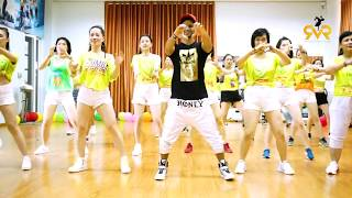 💚 Mad Love Zumba 💚 ft. Becky G Sean Paul, David Guetta - Fitness Dance | Easy Step With Vishal
