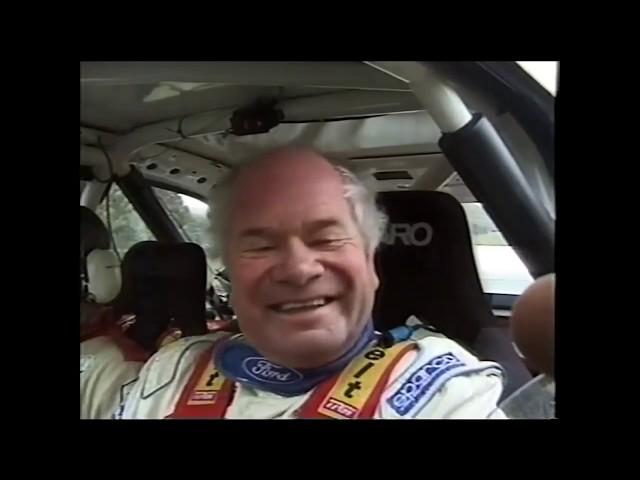 NZRC Archives | 1998 - Greenies WRC Escort