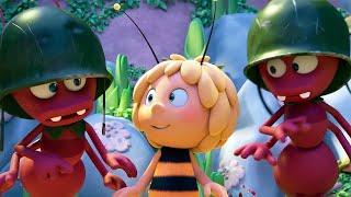 Пчелка Майя Медовый движ Русский трейлер мультфильма 2021