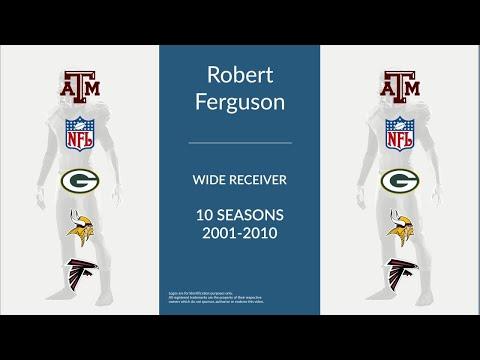 Robert Ferguson: Football Wide Receiver