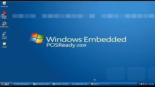 Windows XP POSReady 2009 Installation, Activation, and Review (Updated for 2015)