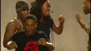Brandy live at Bronner Bros. Convention-Summer '06
