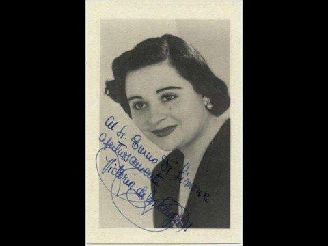 """Victoria De Los Angeles Carmen """"Habanera"""""""