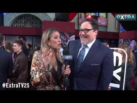 Jon Favreau Talks 'Spider-Man' and Teases 'Lion King'