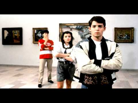 Dream Academy - Please Please Please Let Me Get What I Want instrumental Ferris Bueller's Day Off
