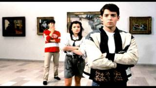 Dream Academy - Please Please Please Let Me Get What I Want instrumental Ferris Bueller