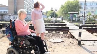 видео  Цена на перила для пандуса для инвалидов в  Москве