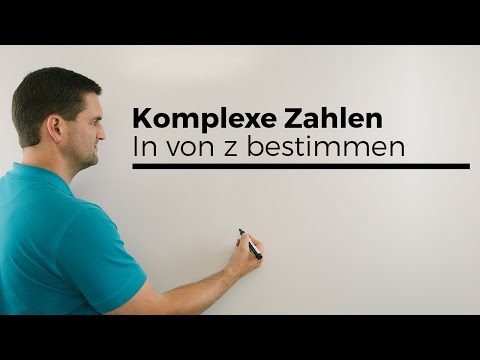 Komplexe Zahlen, ln von z bestimmen, Mathehilfe online, Erklärvideo | Mathe by Daniel Jung from YouTube · Duration:  3 minutes 24 seconds