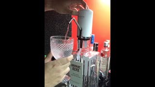 Momo Lifestyle - Bomba para Vodka Absolut e Belvedere - Garrafas 3L, 4.5L e 6L