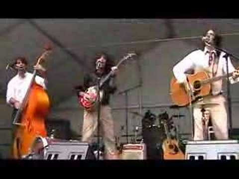 Avett Brothers- SSS (Wine in the Woods 2006)