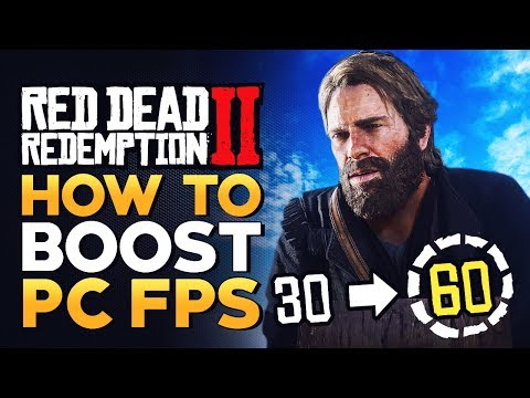 How To Boost Your FPS In Red Dead Redemption 2 PC (RDR2 PC Performance Fix)