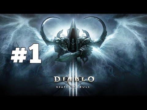 видео: diablo 3 reaper of souls - Акт 5 - Часть 1 - Прохождение кампании