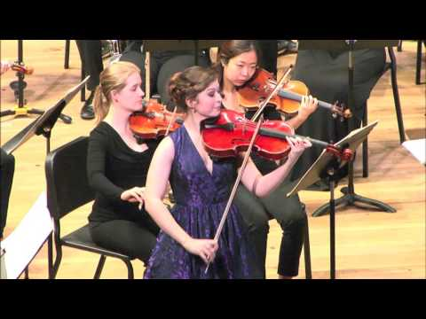 The University of Texas Symphony Orchestra - Alice Ping, Viola