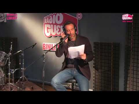 Stand-Up Poetry Cu Șerban Pavlu @ Guerrilla LogOut