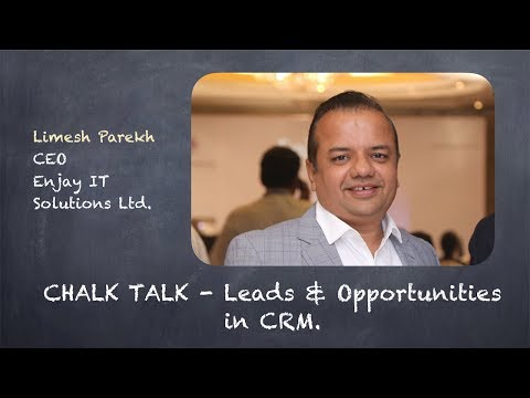 Lead vs Opportunities Managing Sales with Leads and Opportunities using CRM