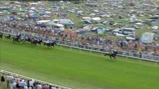 Pour Moi, brother to (lot 1108) SPARKLE PLENTY, winning the 2011 Epsom Derby