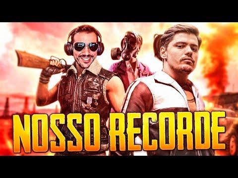 PUBG #12: O Nosso Recorde - 26 Kills Squad - Ft. Netenho, Anonymous, ThugFaasT