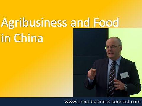 Agribusiness in China: Agribusiness and Food in China