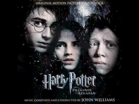 Harry Potter and the Prisoner of Azkaban Soundtrack - 06. Buckbeak's Flight