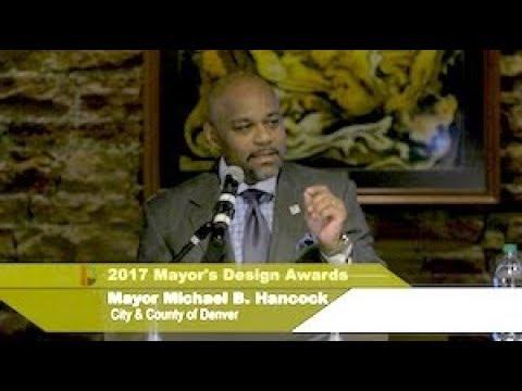 Mayor's Design Awards 2017