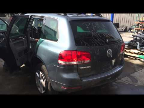 Used 2004 VolksWagen Touareg Parts - Quality German Auto Recycling