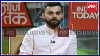 Virat Kohli Reveals About India's Dressing Room Secrets | India Today Mega Exclusive Interview