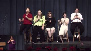 """Christmas Lullaby"" by the Musical Theatre Chorus"