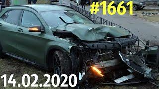 Фото Новая подборка ДТП и аварий от канала «Дорожные войны» за 14.02.2020. Видео № 1661.