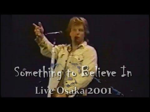Bon Jovi - Something to Believe In - Live Osaka 2001