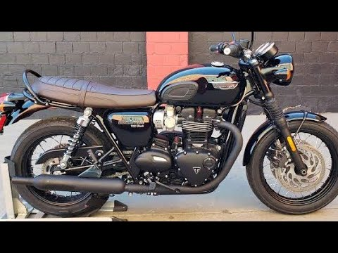 2019 Ultimate Exhaust Sound Triumph Bonneville T120 Remus Zard