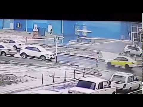 ДТП на Карпова в Оренбурге