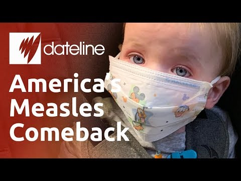 How vaccine fear has fuelled America's measles outbreak