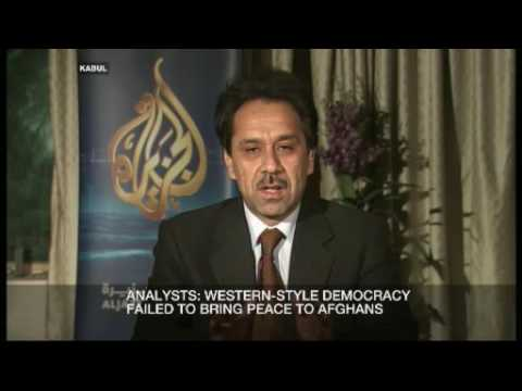 Inside Story - Afghan election runoff - 20 Oct 09