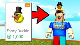 THE BEST ITEM ON ROBLOX.. *thank you roblox*