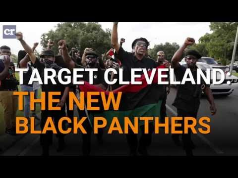 Target Cleveland: New Black Panthers Plan RNC Protest