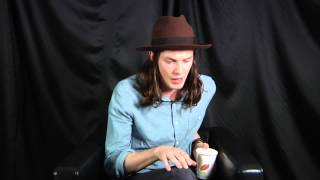 "James Bay Shares The Story Behind His Song  ""Move Together"""