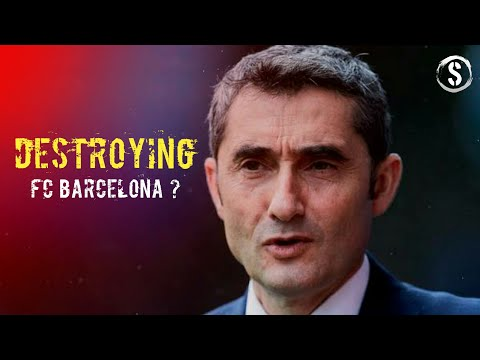 Why is Ernesto Valverde Hated So Much  ? - Explained