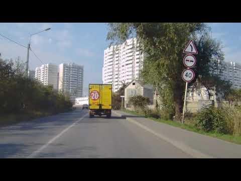 Село Татарка,дорога в Ставрополь через дачи,военный городок.
